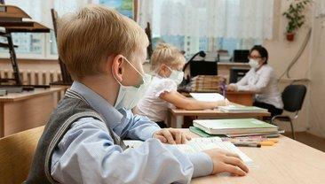 В Киве школы на карантин могут закрыть по решению руководства - фото 1