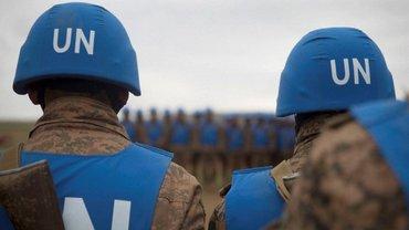 На Донбассе может появится 30 тысяч миротворцев ООН - фото 1