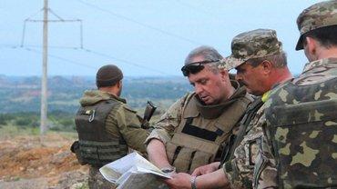 Виктор Муженко рассказал об операции Объединенных сил - фото 1