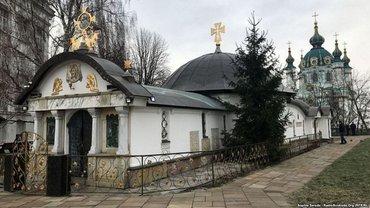 В Киевсовете поддержали снос МАФа Московского патриархата - фото 1