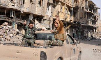 В Сирии произошел взрыв на скаде - фото 1