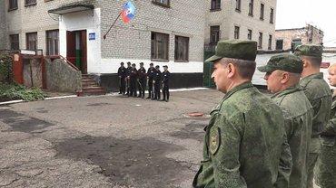 Боевики используют труд заключенных - фото 1