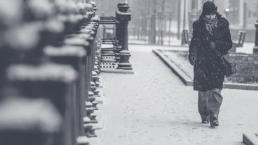 27 и 28 февраля пройдет снегопады и сильные метели - фото 1