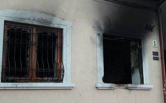 Напавшим на офис Общества венгерской культуры грозит от 8 до 15 лет - фото 1