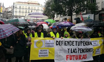 В Испании пенсионеры раскритиковали правительство - фото 1