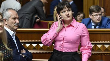 Что в голове у Савченко - фото 1