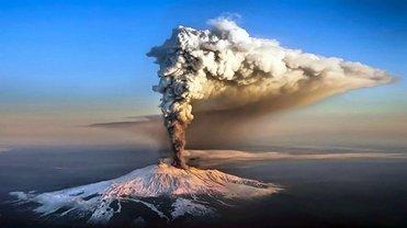 Самый высокий действующий вулкан в Европе - фото 1