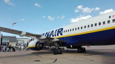 Ryanair рассматривает открытие базы в Украине - фото 1