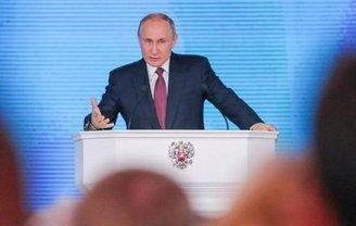 Путин презентовал ядерную ракету в годовщину заседания Совфеда по Украине - фото 1