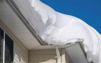 В Кропивницком не выдержала крыша больницы - фото 1