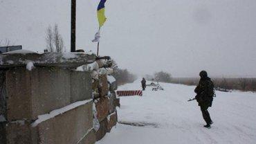 Позиции ВСУ обстреливали из минометов - фото 1