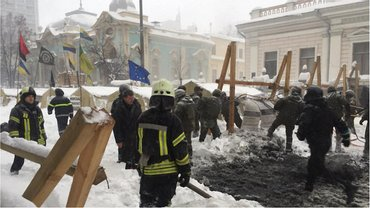 Конец Михомайдана - фото 1