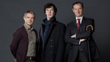 Съемки 5 сезона Шерлока отложены до лучших времен - фото 1