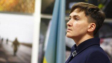 Савченко исключили из комитета нацбезопасности - фото 1