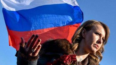 Собчак хочет поехать в Крым - фото 1