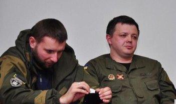 Семенченко и Парасюк пытались прорваться в ВР - фото 1