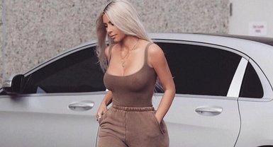 Ким Кардашьян поразила развратным нарядом - фото 1