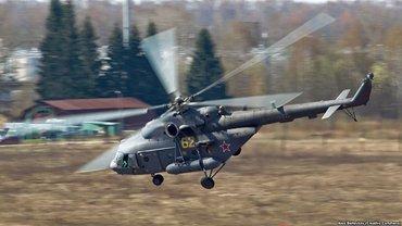 Ми-8 разбился в Чечне - фото 1