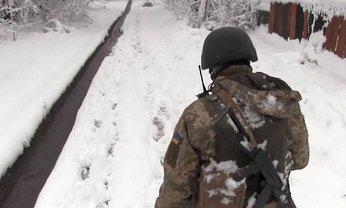 Украинские военные огонь в ответ не открывали - фото 1