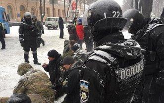 Прокуратура проверит превышение полномочий полицией под Радой - фото 1