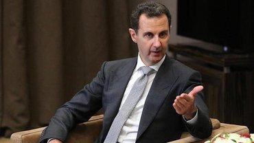 Президент Сирии  Башар Асад - фото 1