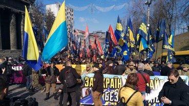 Активисты планируют зачитывать требования у каждого админздания - фото 1