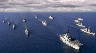 Авианосная ударная группа США приближается к Сирии - фото 1