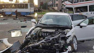 ДТП в Кривом роге произошло 17 апреля - фото 1