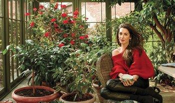 Амаль Клуни снялась в новой фотосессии - фото 1