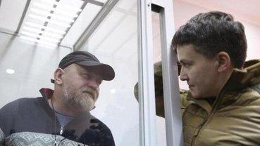 Савченко и Рубан отказываются свидетельствовать против себя - фото 1