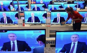 На Донбассе блокируют российские каналы и радио  - фото 1