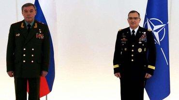 Кертис Скаппаротти и Валерий Герасимов встретились в Баку - фото 1