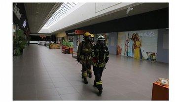 Спасатели проверяют ТРЦ - фото 1