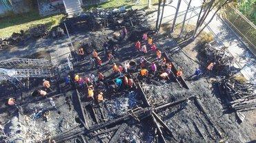 """Пожар в лагере """"Виктория"""" может повториться на других объектах по тем же причинам - фото 1"""