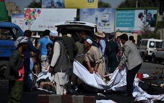 Двойной теракт в Кабуле - фото 1