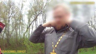 Священник ездил пьяным за рулем - фото 1