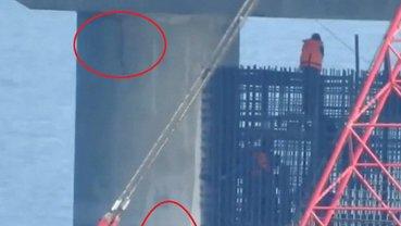 Керченский мост начал трескаться  - фото 1