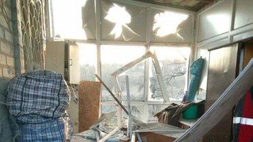 Боевики в ночь на 11 апреля обстреляли Авдеевку - фото 1