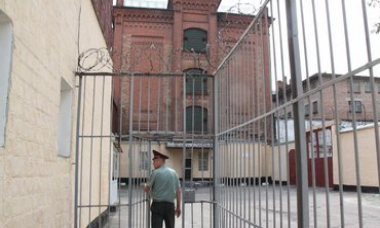 Из колонии в Житомире сбежал заключенный - фото 1