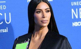 Ким Кардашьян показала фото детей - фото 1