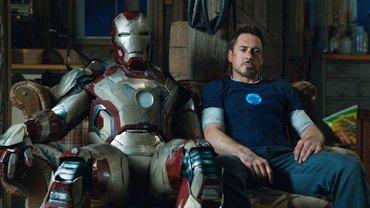 Железный человек - наш любимый супергерой - фото 1