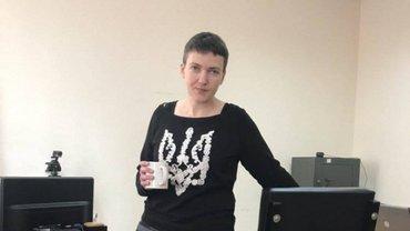 Савченок допросили на полиграфе 17 апреля - фото 1