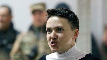 У Савченко дома обыск - фото 1