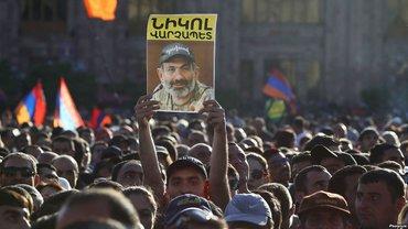 Никол Пашинян может стать новым премьером Армении - фото 1
