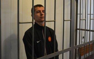 Андрей Коломиец находится в штрафном изоляторе - фото 1