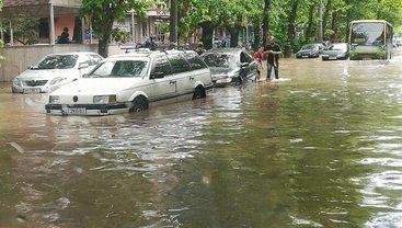 Херсон затопило 21 мая - фото 1