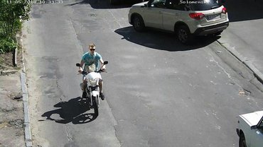 У Маси Найема угнали мотоцикл - фото 1