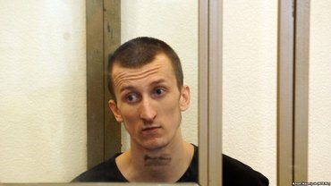 Кольченко 31 мая объявил голодовку - фото 1