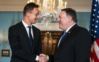 Помпео провел разъяснительную беседу с венгерским министром - фото 1