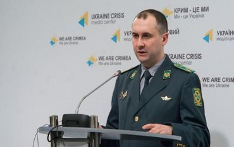 Помощник главы Госпогранслужбы Украины Олег Слободян - фото 1